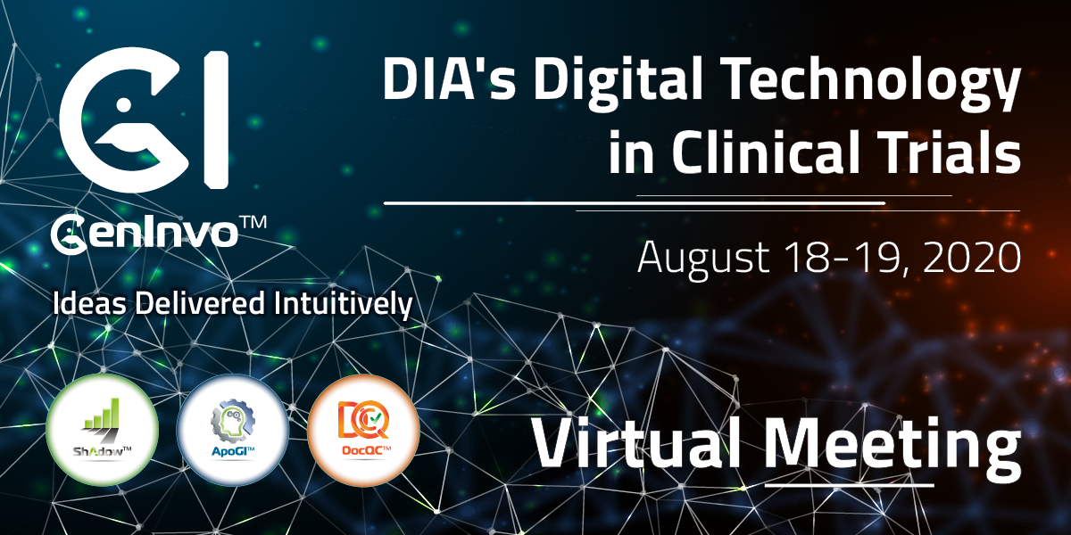 DIA's Digital Technology in Clinical Trials