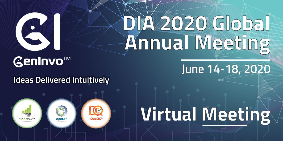 DIA 2020 Global Meeting Health Canada
