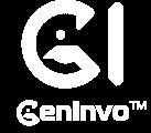 geninvo logo white